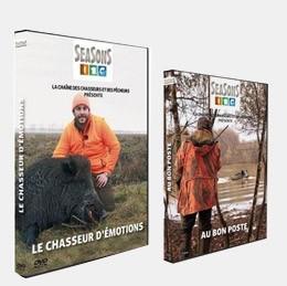 Livres et DVD Chasse