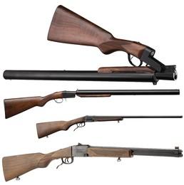 Carabines de jardin 410