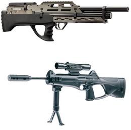 Carabines et fusils à CO2