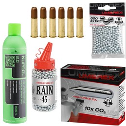 Munitions CO2