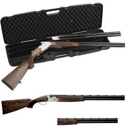 Paire de fusils superposés