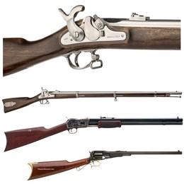 Carabines Poudre Noire