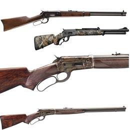 Carabines à levier de sous garde