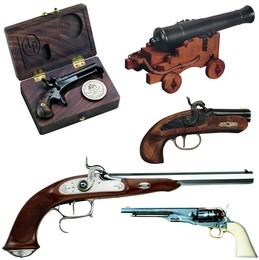Révolvers de tir et de collection