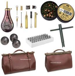 Miniatures et accessoires de tir