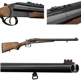 Fusils Juxtaposés SLUG