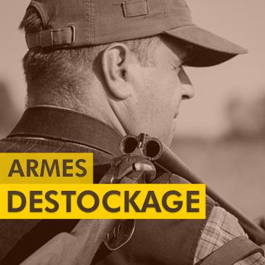Déstockage ARMES
