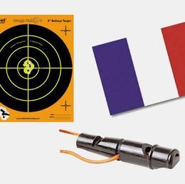 Divers accessoires chasse
