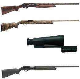 Fusils Semi automatiques Calibre 16