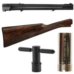 Canons, chokes, rallonges et options pour Fusils Superposés
