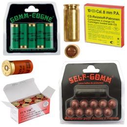 Munitions arme de défense
